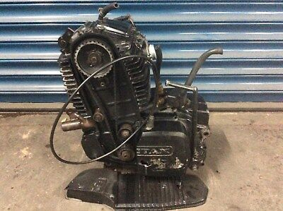 Armstrong Mt500 Rotax Complete Engine (Full Bike Breaking)