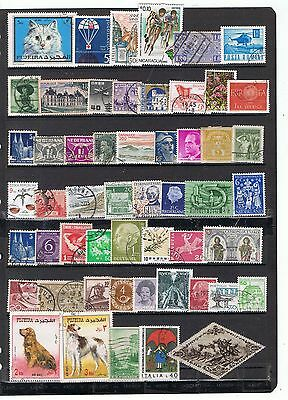 Mundiales Usados Worldwide Stamps Used  Lot Dwtm8