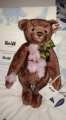 Steiff teddy bear Club édition 2015 Cherry neuf