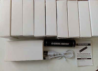 wholesale joblot mobile power banks x10 free UK postage