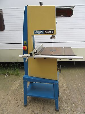 Scheppach Basato 3 Band saw single phase
