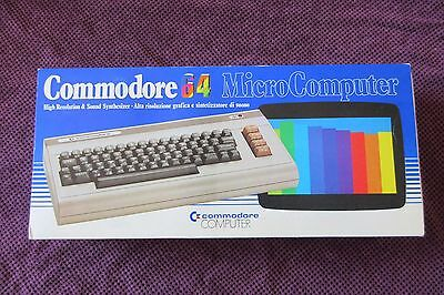 Commodore 64 - Boxed - Excellent - Light use - Tested - 100%