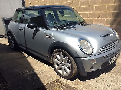 2002 Mini Cooper S 6 Speed Mot'd Spares Or Repairs SOLD