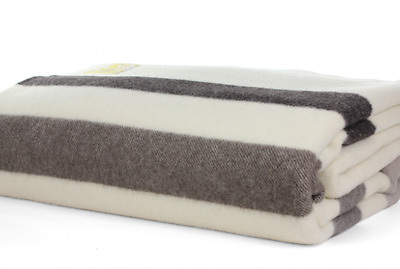 Authentic HBC Hudson's Bay Company Wool Point Blanket - Millenium Double/Full
