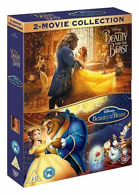Beauty and the Beast: 2-movie Collection (Box Set) [DVD]