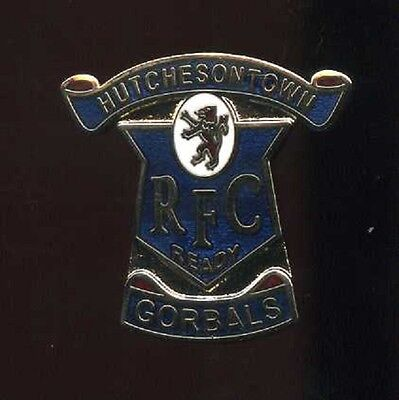 Glasgow Rangers Gers Gorbals Supporters Club  Pin Badge