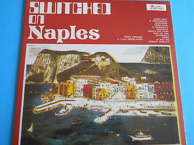 Piero Umiliani E I Suoi Oscillatori  -  Switched On Naples - Sigillato