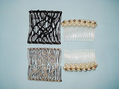 Collection of 8cm Hair Combs