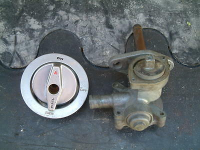honda vf500 vf500f fuel petrol tap and switch
