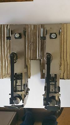 Stitching heads for Bourg BDF booklet maker