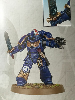 warhammer 40000 Primaris Space Marines dark imperium Lieutenant Power Sword