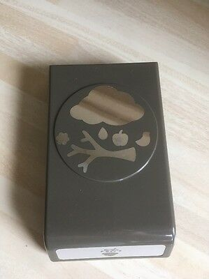 stampin up  Tree Builder punch (Retired)