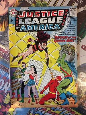 Justice League Of America #23 - G+