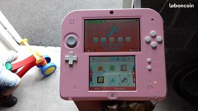 Nintendo 2DS  rose