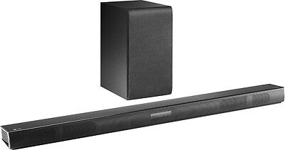 *New* LG SH4 2.1ch 300W Home Cinema Soundbar Wireless Subwoofer + Bluetooth