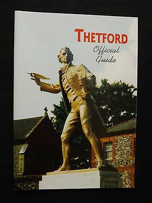 Thetford Official Guide - dated 1999