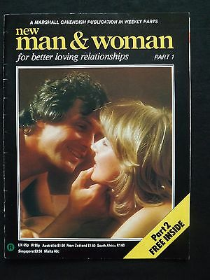 Man & Woman Marshall Cavendish Publication Parts 1-4  From 1979