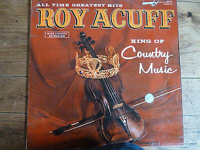 Roy Acuff - All Time Greatest Hits