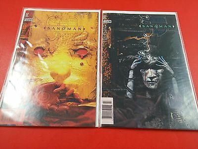 Sandman The Kindly Ones #68-69 (1995)