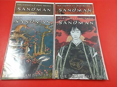 Sandman The Dream Hunters #1-4 (2008)