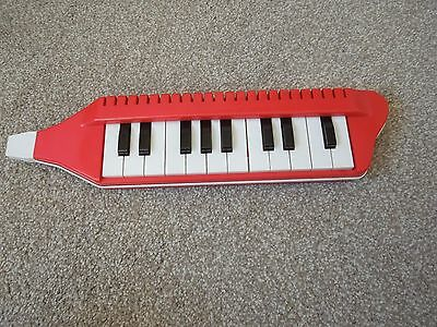 Vintage Bontempi Mouth Piano Melodica ~  circa 1960s / 70s. Great working order