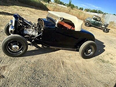 1929 Ford Model A 1929 Roadster, HOP UP,Daily Driver,California Car 1929 Ford Model A Roadster, California Car, Hot Rod, HOP UP