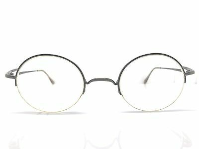OLIVER PEOPLES Wimslow Round Half Glasses Used Eyeglasses Eyeglass Frame