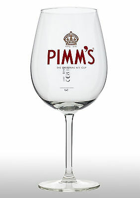 Pimm's Balloon Glass With Pimm's Stirrer New