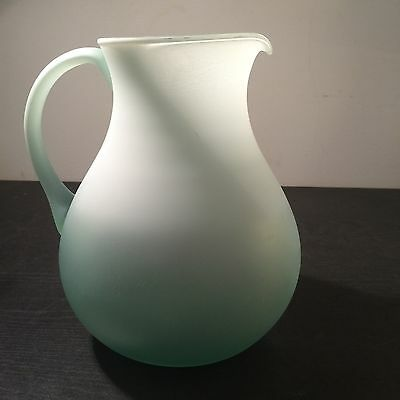 Hudson Bay Company Foggy Blue Ombré Water Pitcher Marketsquare  Large