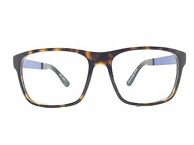 HUGO BOSS Tortoise Shell Rimmed Used Glasses Eyeglasses Eyeglass Frame