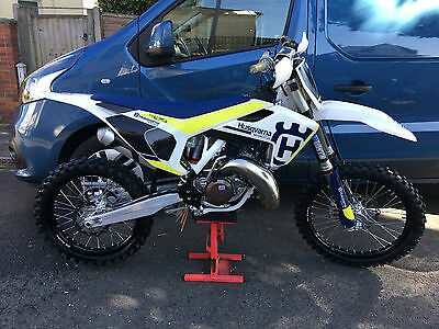 2017 Husqvarna Tc 125 Road Registered Tc125 Immaculate Showroom Uk Delivery