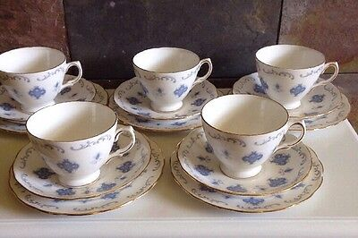 Royal Osbourne Bone China Tea Set