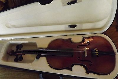 Vintage Violin - Antonius Stradivarius Cremonensis -  for Repair or Decoration
