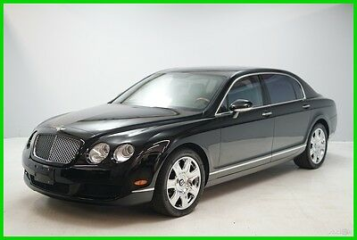 2007 Bentley Continental Flying Spur Flying Spur Sedan 4-Door 2007 Used Turbo 6L W12 60V Automatic AWD Premium