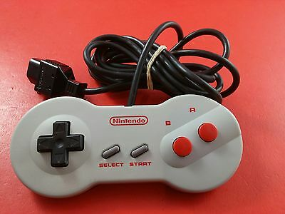 Nintendo NES Dogbone Controller [Official Original OEM] Tested & Working
