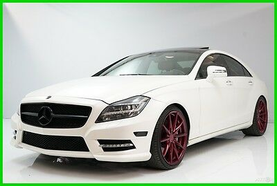 2014 Mercedes-Benz CLS-Class CLS550 2014 CLS550 Used Turbo 4.7L V8 32V Automatic RWD Sedan Premium