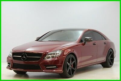 2012 Mercedes-Benz CLS-Class CLS 550 2012 CLS 550 Used Turbo 4.7L V8 32V Automatic RWD Sedan Premium