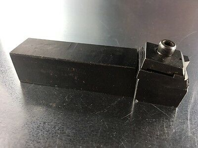 "APT Indexable Carbide Insert Lathe Tool Holder 1"" Shank Facing Model NTFL 16A"