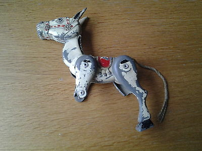 Vintage  Muffin The Mule toy ( in poor condition ----for spares !!!!!!!!)