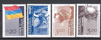 (504-04) Armenia 1992 Mnh Selection