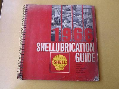 Shellubrication Guide 1966 Manual Shell Canada Volkswagen Triumph Studebaker