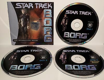 star trek interactive movie