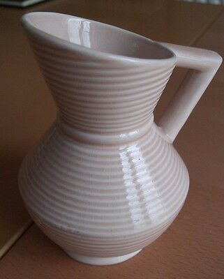 Lovely Royal Art Pottery Art Deco Jug in good condition