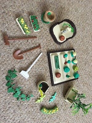 Sylvanian Families Vegetable Garden