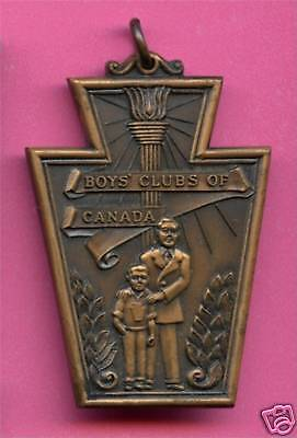 1959 Boys Clubs of Canada Medallion (22.1 Grams 35mm x 50mm)