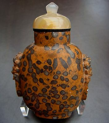 Snuff Bottle, Snuffbottle, Jaspis, China, Feng Shui