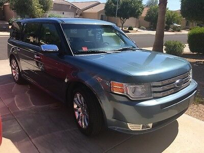 2010 Ford Flex Limited 2010 Ford Flex Limited, Low Miles!  Great Vehicle!