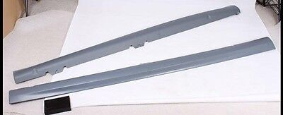 VW GOLF Mk6 R20 R SIDESKIRTS side skirts UK seller ABS PLASTIC Comes With Fixtur