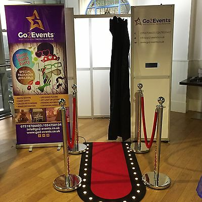 photo booth hire- £199 (nationwide Delivery)