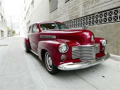 1941 Cadillac Other Fender Skirt 1941 Cadillac Series 62 Fender Skirt 40076 Miles Burgundy 4 Door Fender Skirt 50